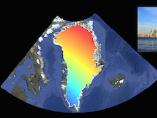 NASA links port-city sea levels to regional ice melt