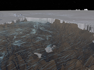Video: Ocean Flows Under Pine Island Glacier, Antarctica